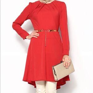 Formal Long Sleeve Dress/Tunic